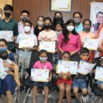 उधम सिंह नगर जनपद के 79 बच्चों को मुख्यमंत्री वात्सल्य योजना के अंतर्गत मिला लाभ, धनराशि की गयी ट्रान्सफर।