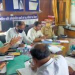 जलभराव से प्रभावित लोगों के लिए फूड रिलीफ कैम्प लगाकर भोजन व्यवस्था के डीएम रंजना ने दिए निर्देश। अधिकारीयों के साथ की अहम् बैठक।